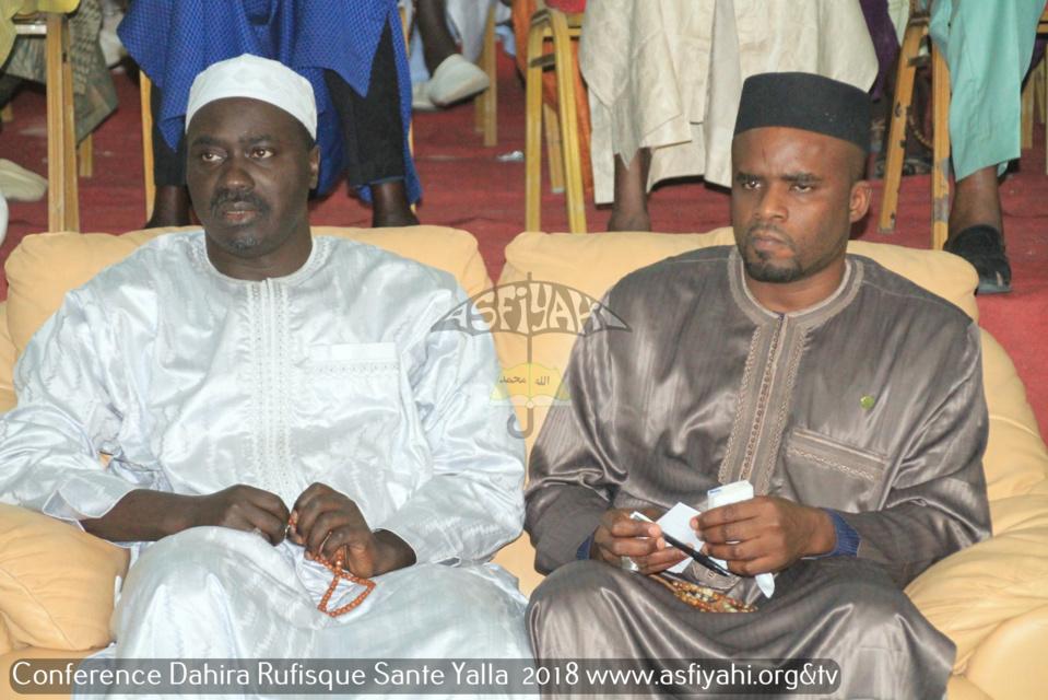 Serigne Sidy Ahmed Sy Ibn Serigne Mbaye Sy Mansour et Serigne Pape Khaifa Ndiaye Ibn Sokhna Khady Sy Babacar