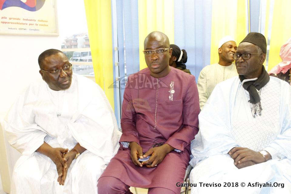 ITALIE - Cérémonie Officielle du Gamou de Treviso 2018 - Cohabitation et Dialogue inter-religieux: Les Sénégalais cités en modele par les autorités Italiennes