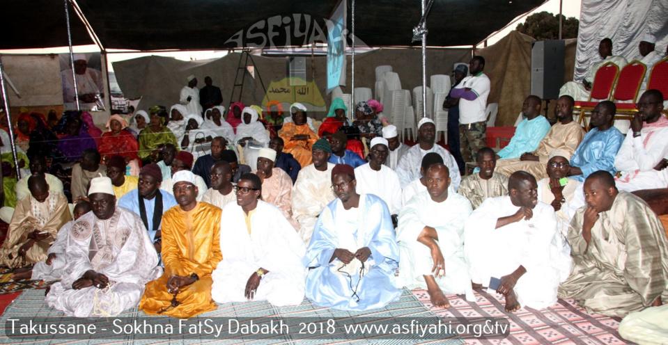 PHOTOS - LIBERTE 5 - Les Images du Takoussan Serigne Babacar SY 2018, organisé par Sokhna Fatsy Dabakh