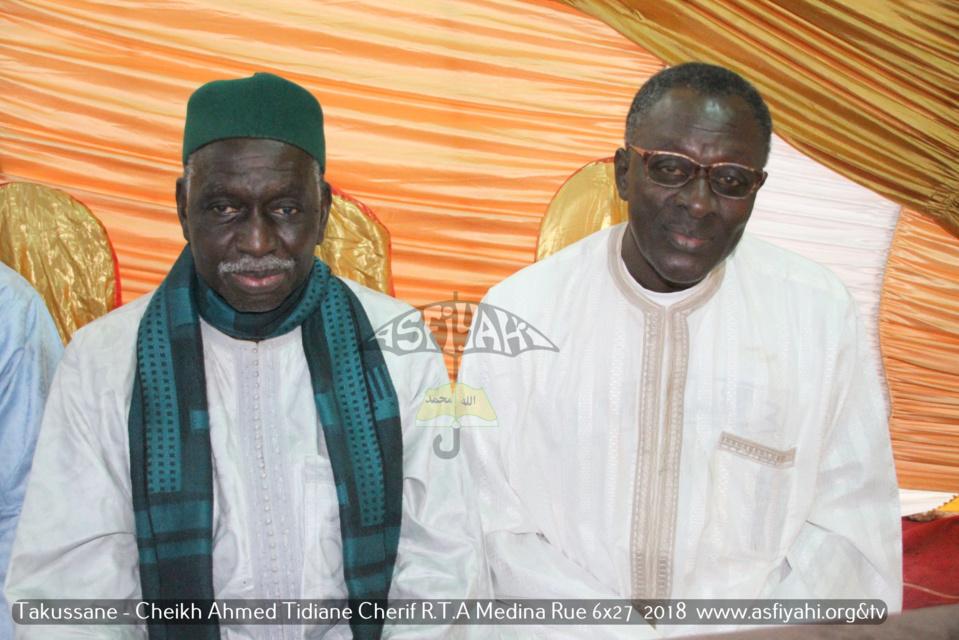PHOTOS - MEDINA 2018 - Les images du Takussane Cheikh Ahmed Tidiane (rta) organisé par le Dahira Sibeyanoul Mouslimina de la Médina