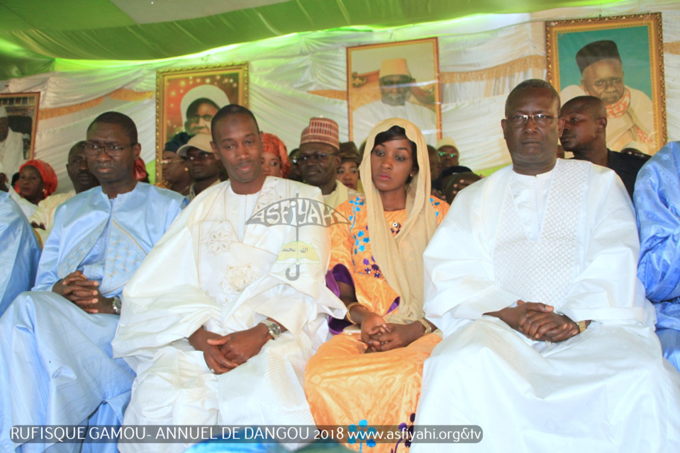 PHOTOS - RUFISQUE - Les Images du Dangou Rufisque 2018 co-presidé par Serigne Mansour Sy Ibn Serigne Mbaye Sy Mansour et Serigne Sidy Ahmed Sy Ibn Al Amine