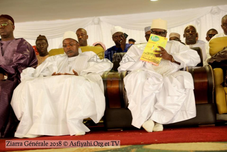 PHOTOS - ZIARRA GENERALE 2018 - Voici les Images et Coulisses de la Cérémonie Officielle présidée par le Khalif General des Tidianes