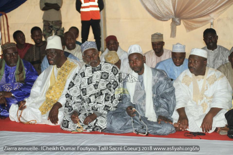 PHOTOS - SACRE-COEUR - Les images de la Ziarra Cheikh Oumar Foutiyou Tall en Souvenir de Cheikh Oumar Mountaga Daha Tall, les 13 et 14 avril 2018 à Sacré-Coeur