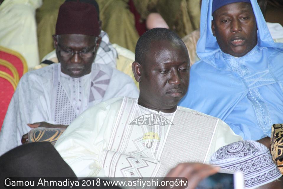 PHOTOS - Les images du Gamou Ahmadiyya 2018 de ce Samedi 5 Mai, présidé par Serigne Mbaye Sy Mansour Khalif General des Tidianes