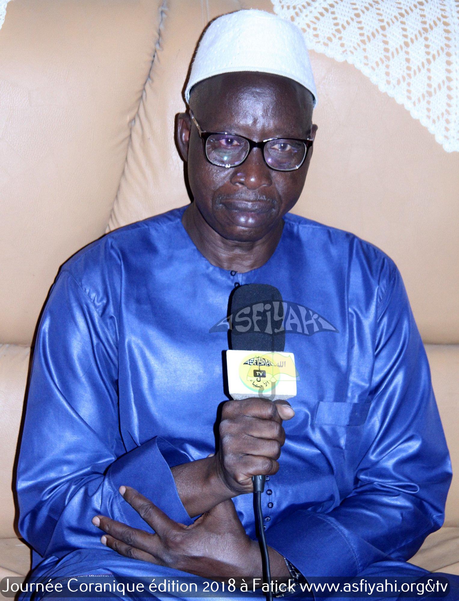 PHOTOS - FATICK - Les Images de la Journée Coranique de l'Amicale des Disciples et Sympathisants de Serigne Mouhamadou Mbengue au quartier NDIOUK à Fatick
