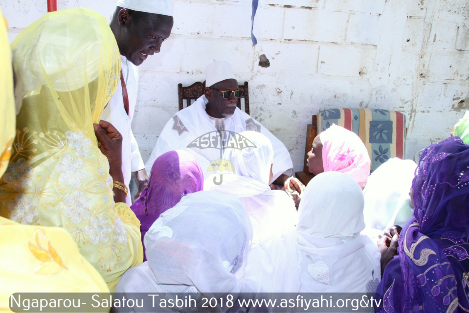 PHOTOS - NGAPAROU - Les Images de la Salatou Tasbih 2018, en hommage à El Hadj Ibrahima Sakho,  présidée par Thierno Bachir Tall