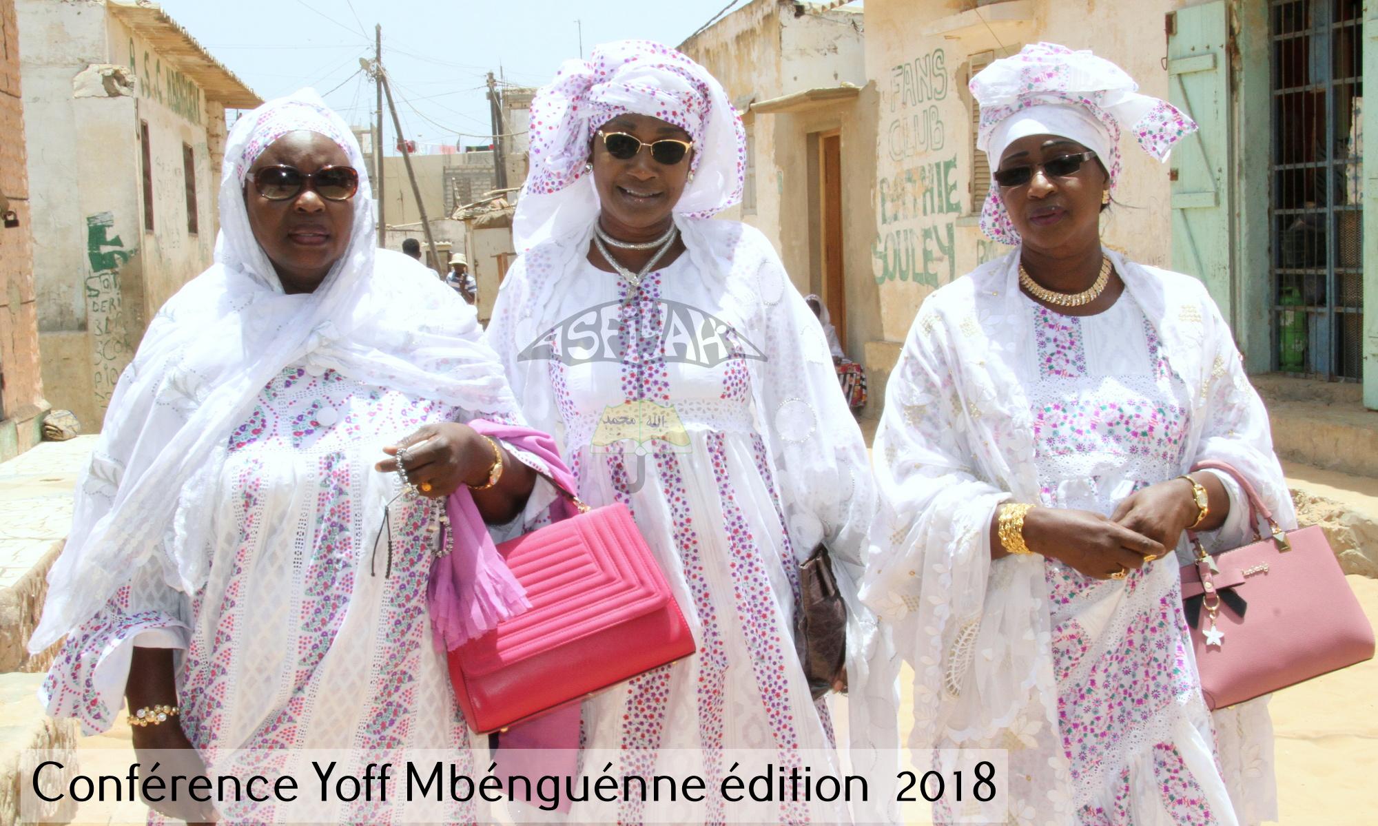 PHOTOS - YOFF MBENGUENE - Les Images de la Conférence Annuelle edition 2018 du Mouvement Tidiane de Concertation et d'action (MTCA) et le Mouvement d'Entraide Islamique (MEI)