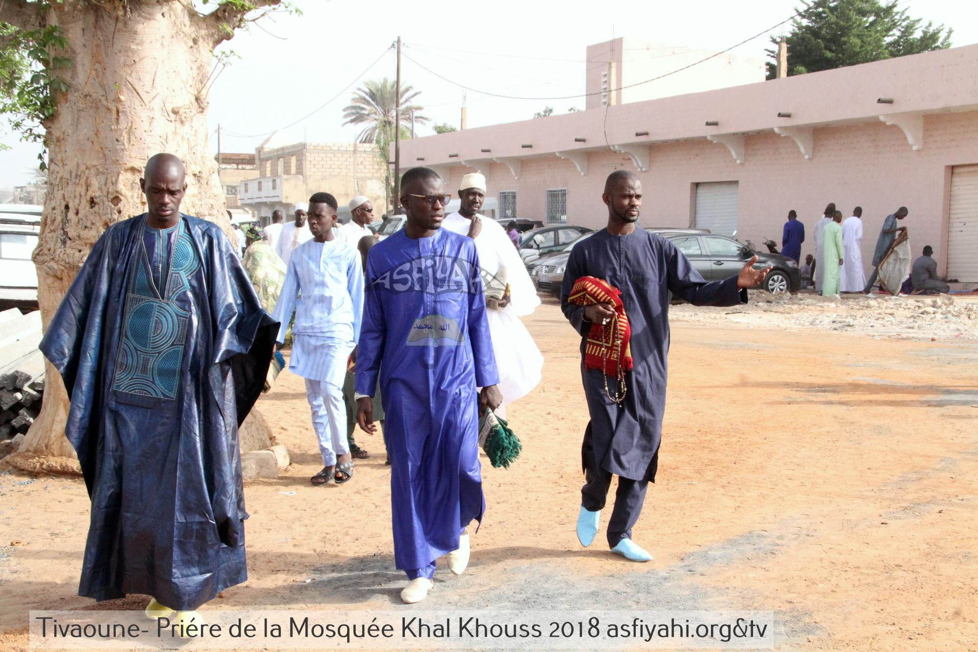 PHOTOS - KORITÉ 2018 À TIVAOUANE - Les Images de la Prière à Kheul-Khouss
