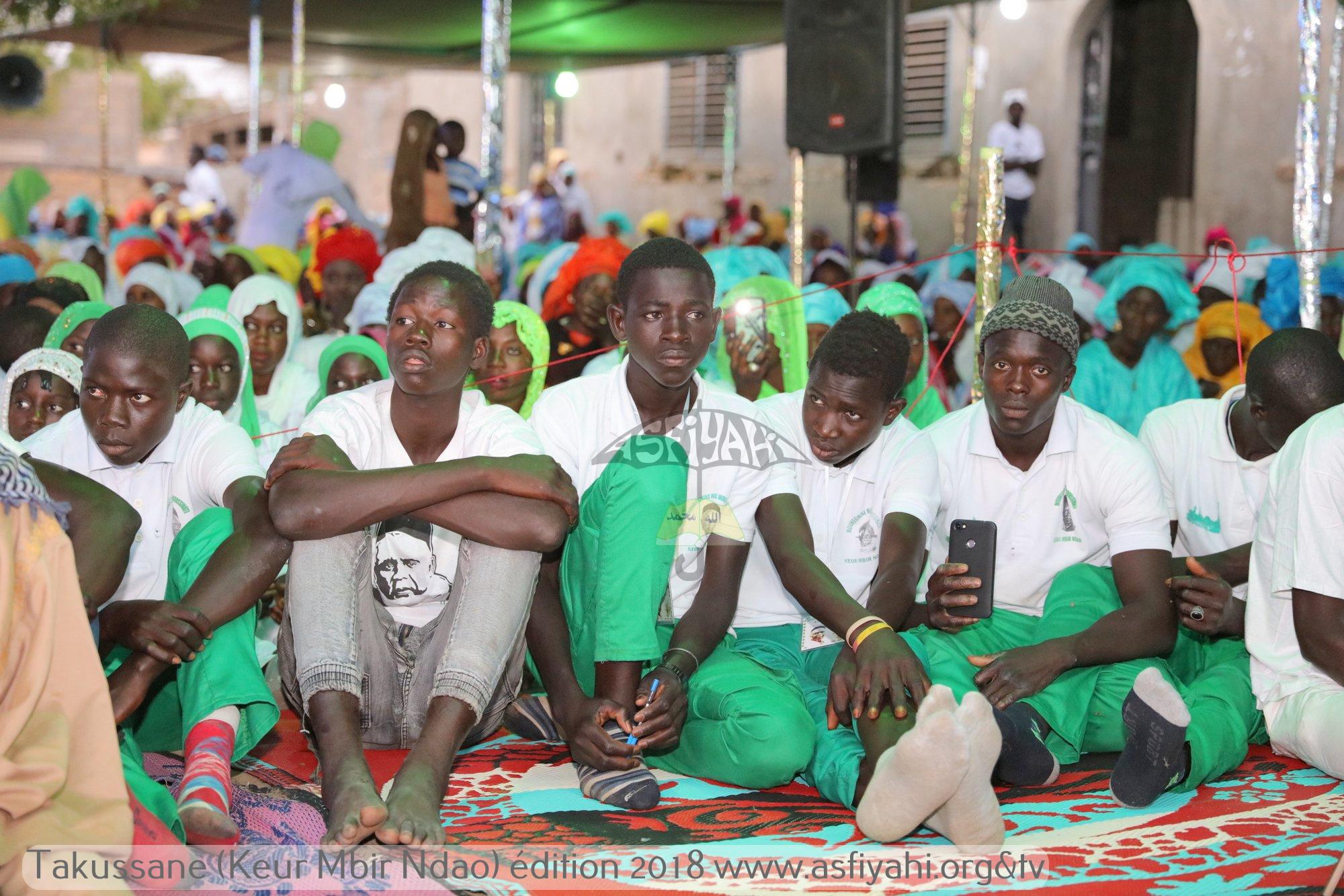 PHOTOS - MBIR NDAO 2018- Les images du Takoussan de la Dahira Mouhsinina Wal Mouhsinaty de Keur Mbir Ndao, presidé par Serigne Habib Sy Mansour