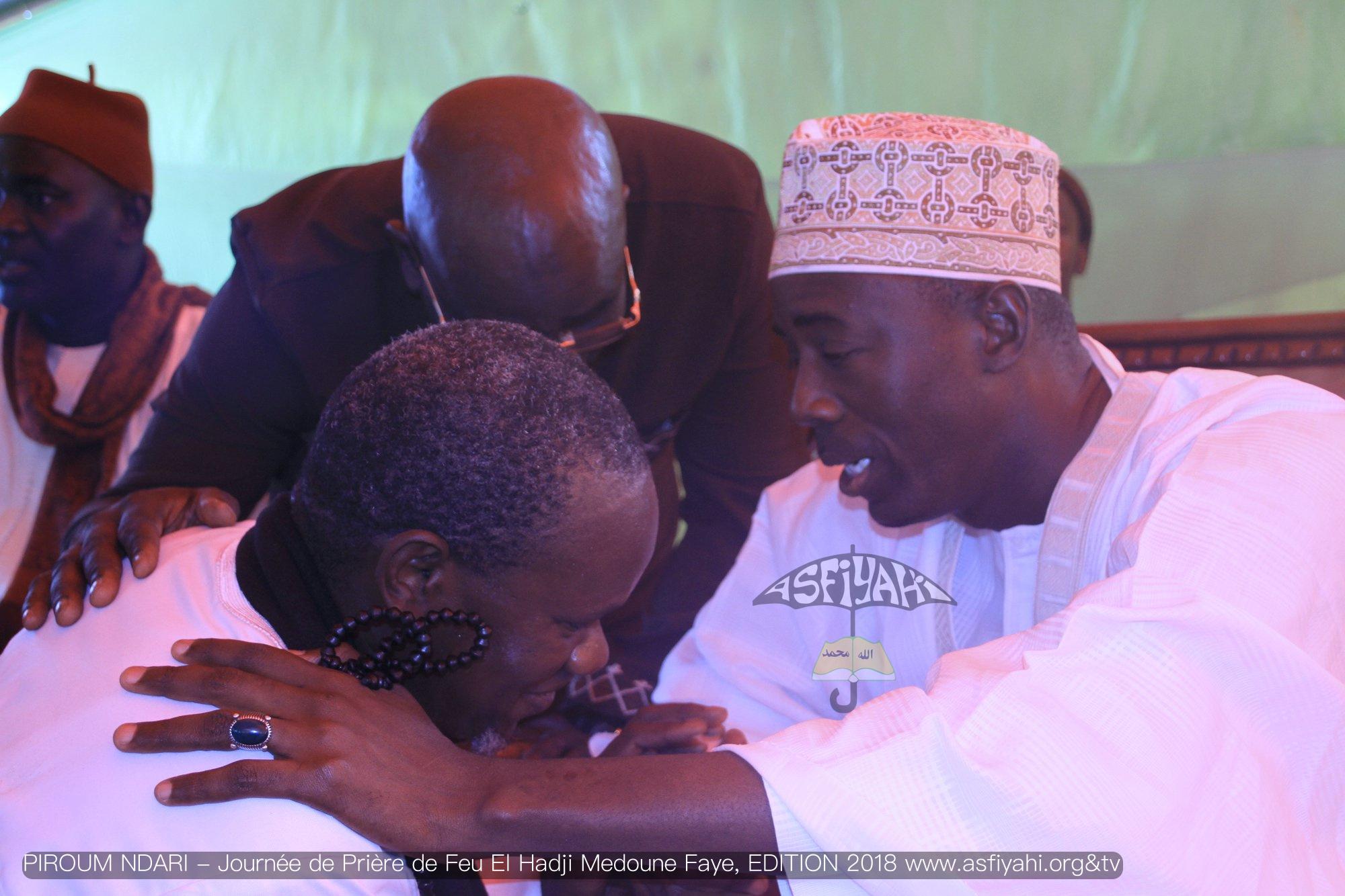 PHOTOS - PIROUM NDARI - Les images de la Journée de Prières dédiée à Feu El Hadji Medoune Faye, sous la presidence de Serigne Maodo Sy Ibn Serigne Mbaye Sy Mansour
