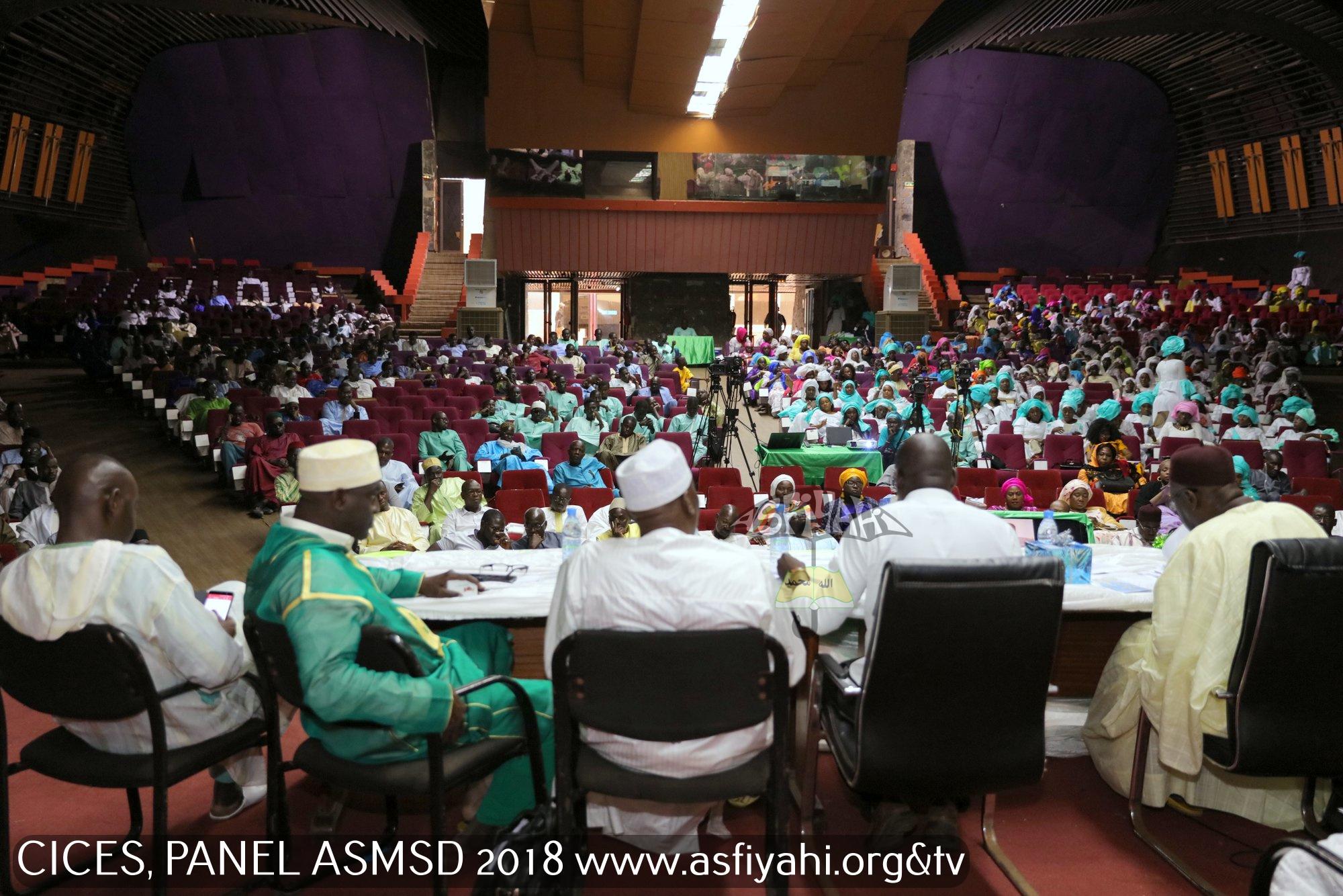 PHOTOS - CICES 2018 - Les images du Panel des amis et sympathisants de Serigne Mansour Sy Djamil
