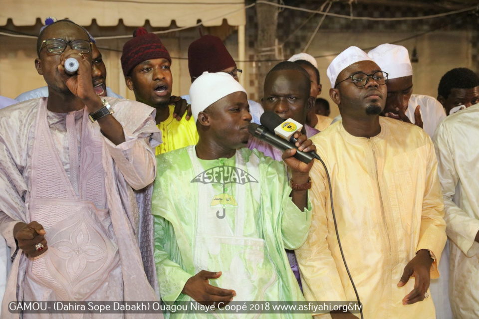 PHOTOS - Les Images du Gamou Dahira Sope Dabakh Ouagou Niaye Copé 2018 présidé par Serigne Mame Ousmane SY Dabakh