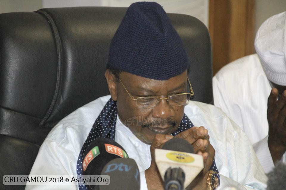 PHOTOS - Gamou Tivaouane 2018 - Les images du CRD preparatoire avec le Ministre de l'intérieur Aly Ngouille Ndiaye et Serigne Pape Malick Sy