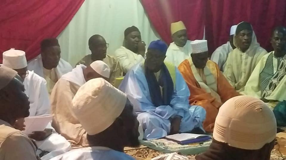 VIDEO - Gamou 2018: Les Images du Burd et la déclaration de Serigne Alioune Sall Safiétou de Diamalaye