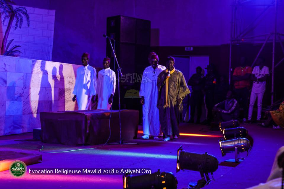 PHOTOS - GAMOU 2018 - Les Images du Spectacle d'évocation religieuse en Sons et Lumières:  La Tidjaniyya d'hier à Aujourd'hui
