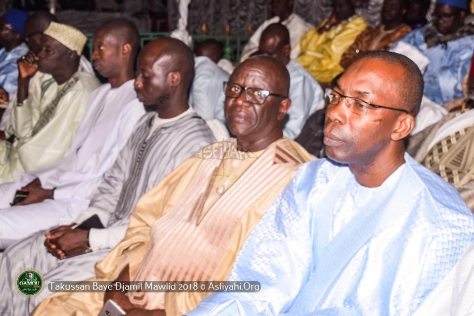 PHOTOS - GAMOU 2018 - Les Images du Takoussane Seydi Djamil presidé par Serigne Mansour Sy Djamil