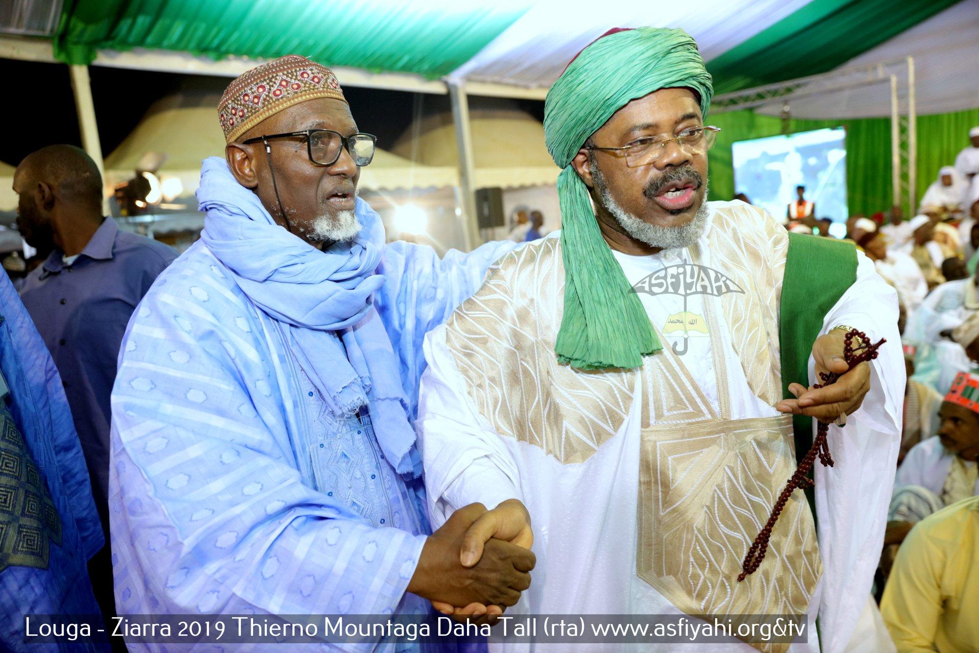 PHOTOS - LOUGA- Les Images de la Ziarra 2019 dédiée à Thierno Mountaga Daha Tall (rta)