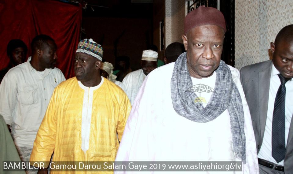 PHOTOS - BAMBILOR- Les Images du Gamou de Darou Salam Gaye, édition 2019