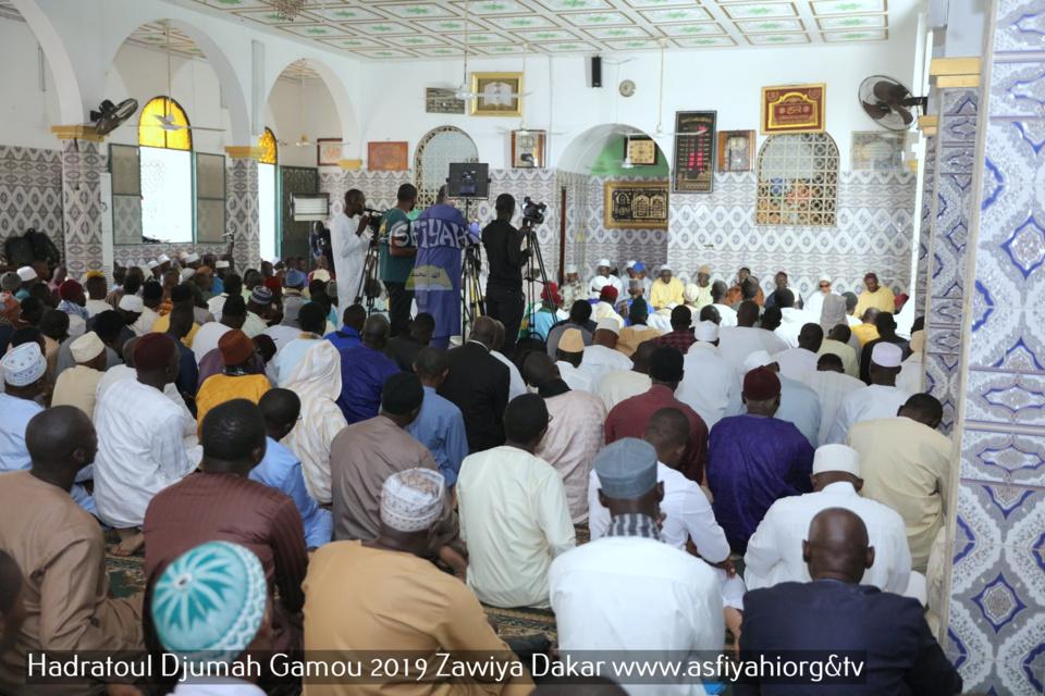 PHOTOS - ZAWIYA DAKAR - Les Images de la Hadratoul Djumah en prélude au Gamou 2019 de la Zawiya