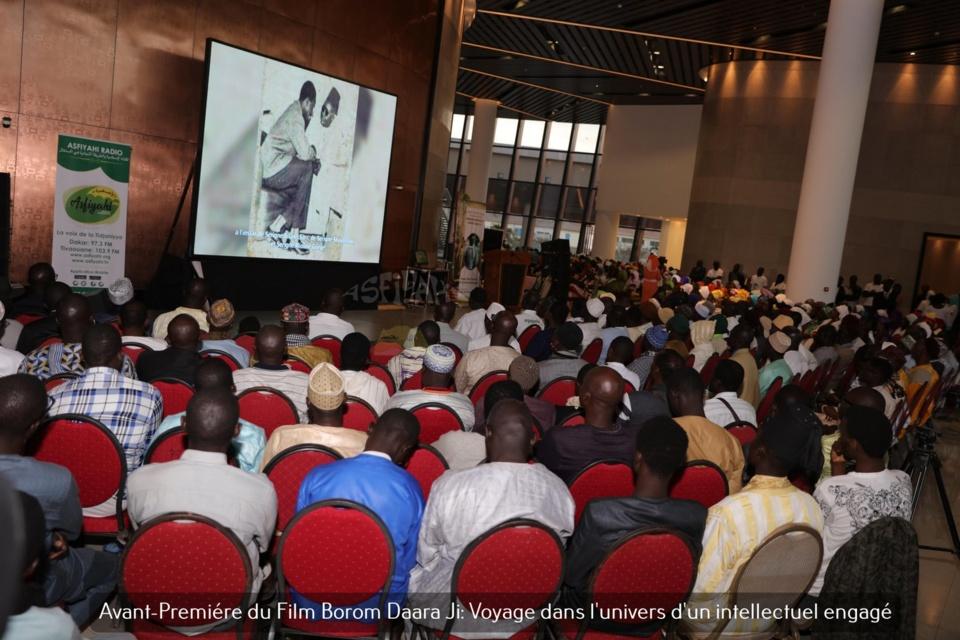 PHOTOS - Projection du film documentaire sur Serigne Mansour Sy : Retour sur le culte de Borom Daradji