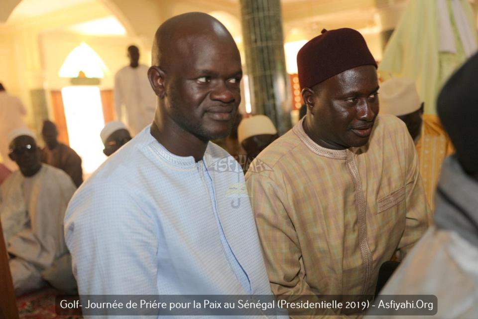 PHOTOS - GOLF - PRESIDENTIELLE 2019 - Les images de la Journée de Prières pour la Paix au Sénégal, organisée par Serigne Habib Sy Mansour