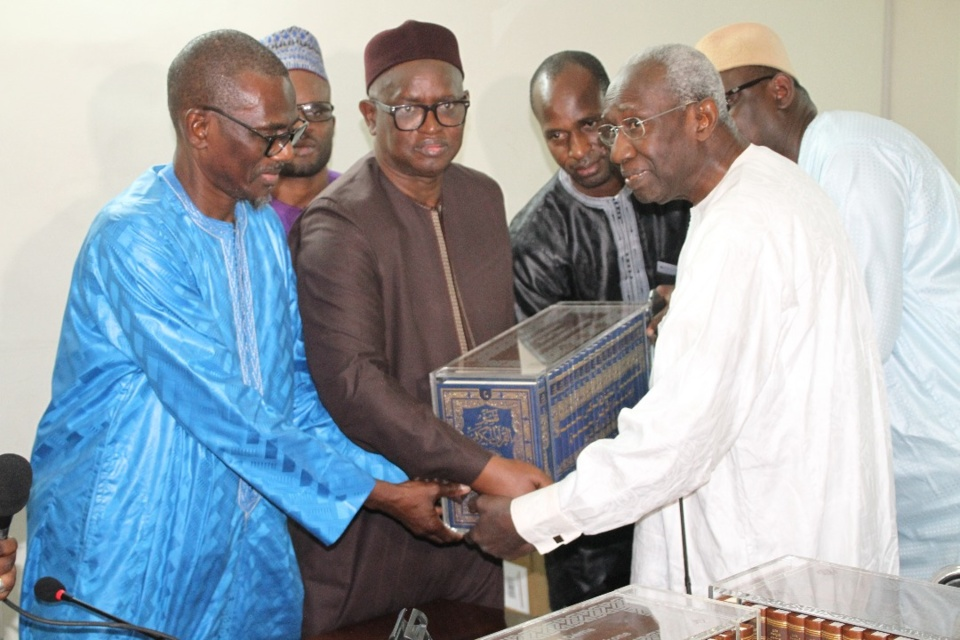REPORTAGE - Réédition des 20 volumes du Tafsîr d'El Hadj Amadou Deme de Sokone par le Ministère de la Culture: Une nouvelle lumière dans le monde musulman