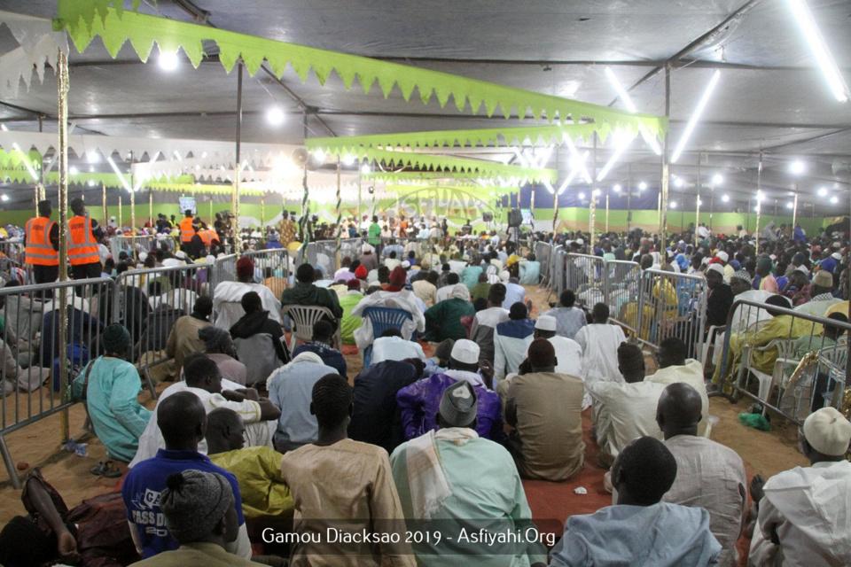 PHOTOS - DIACKSAO 2019 - Les Images de la Nuit du Gamou présidé par Serigne Mbaye Sy Abdou
