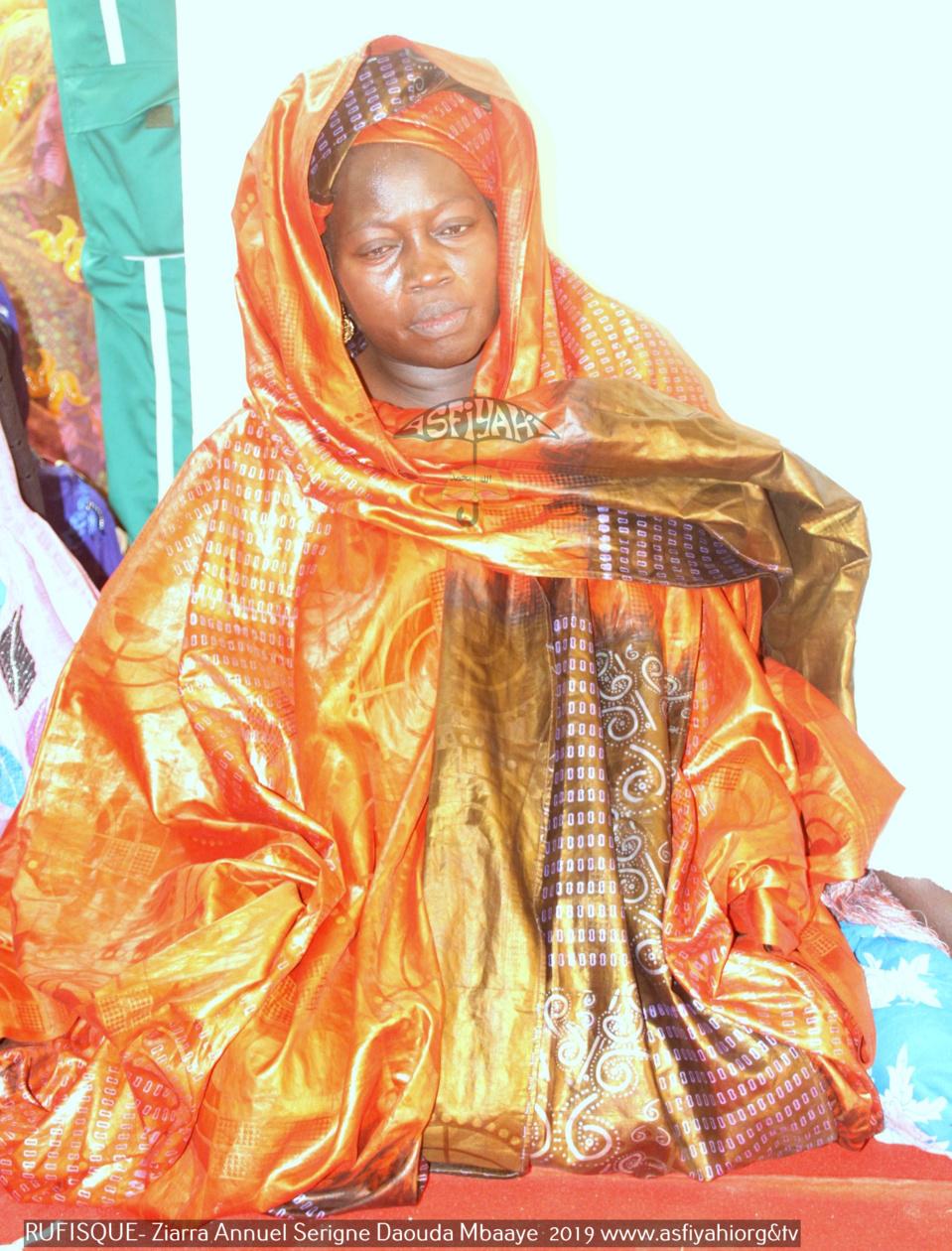 PHOTOS - Les Images  Ziarra Annuelle, édition 2019 de la Hadara El Hadj Daouda Mbaaye à Colobane Rufisque, présidée par Serigne Mouhamadou Lamine Mbaye