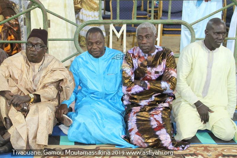 PHOTOS- TIVAOUANE - Les Images du Gamou Moutamassikina 2019, présidé par le Khalif Général des Tidianes Serigne Babacar Sy Mansour