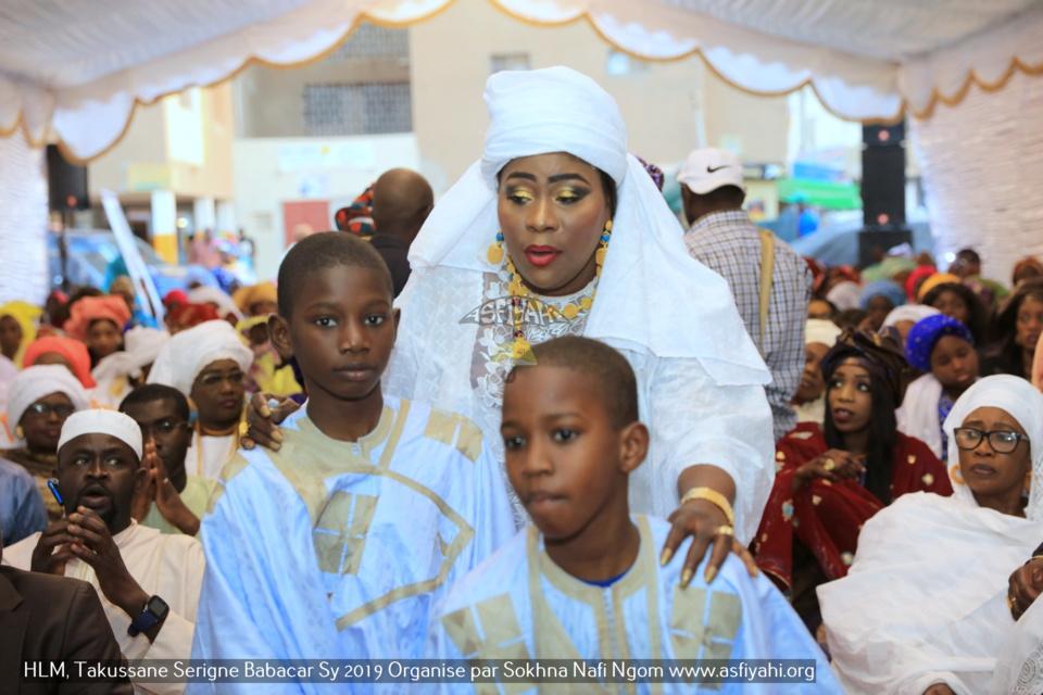 PHOTOS -  HLM - Les Images du Takussane Serigne Babacar Sy 2019 organisé par Sokhna Nafi Ngom le 25 Mars