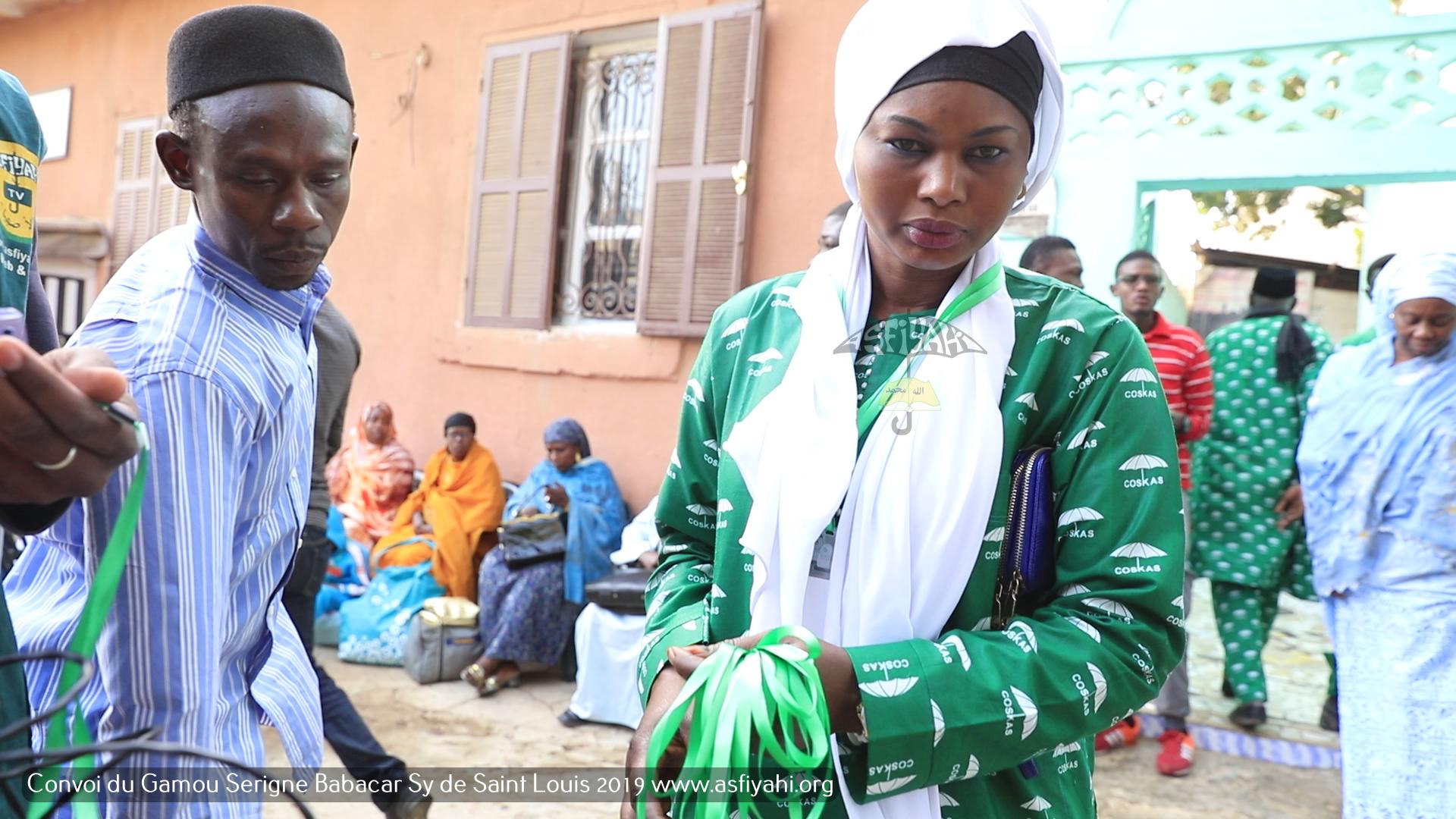 PHOTOS - NDAR 2019 - Les Images du Convoi du Gamou Serigne Babacar Sy de Saint Louis