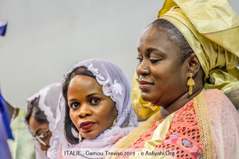 PHOTOS - ITALIE - Les Images de la 24iéme édition du Gamou de Treviso 2019, en hommage à Serigne Babacar Sy (rta)