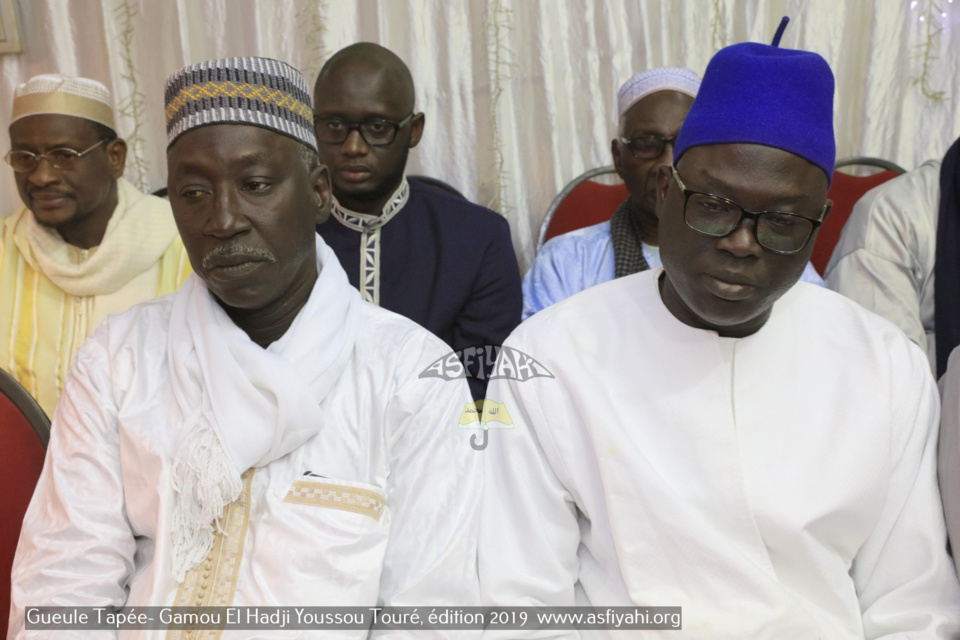 PHOTOS - GUEULE-TAPPÉE - Les images du Gamou El Hadji Youssou Touré, édition 2019
