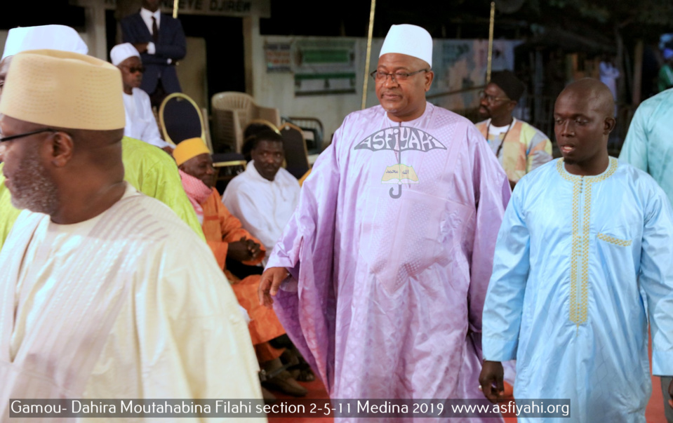 PHOTOS - Les Images du Gamou 2019 de la Dahira Moutahabina Filahi section 2-5-11 Médina