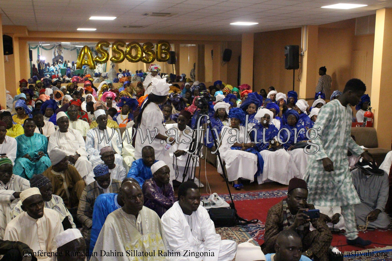 PHOTO - ITALIE - ZINGONIA : Les Images de la Conférence 2019 du Dahira Sillatou Rahim de Zingonia, présidée par Serigne Sidy Ahmed SY Dabakh, Serigne Khalifé SY Habib et de Serigne Pape Makhtar Kèbè