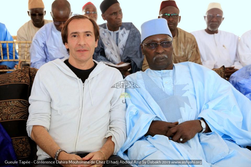 PHOTOS - Gueule Tapée - Les Images de la Conférence Ramadan 2019, Dahira Mouhsinina wal Mouhsinaty de Chez El hadj Abdoul Aziz Sy Dabakh (rta)
