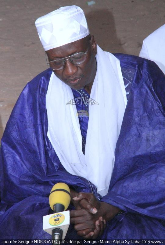 PHOTOS - KEUR MBAYE FALL - Les images de la Journée de prières Serigne NDIOGA LO, présidée par Serigne Mame Alpha Sy Dabakh