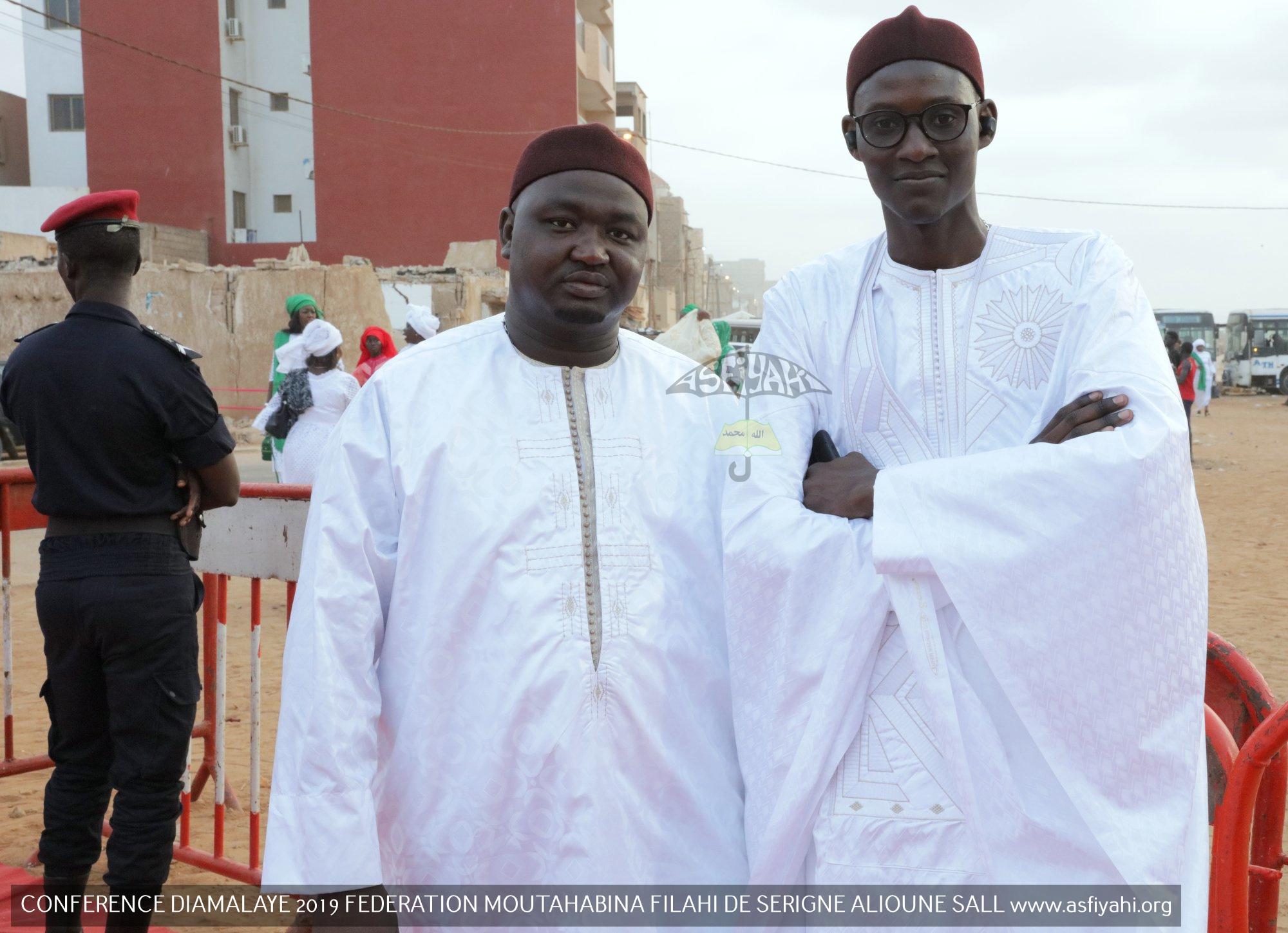 PHOTOS - DIAMALAYE 2019 - Les Images de la Conférence de la Federation Moutahabina Filahi de Serigne Alioune Sall Safietou SY