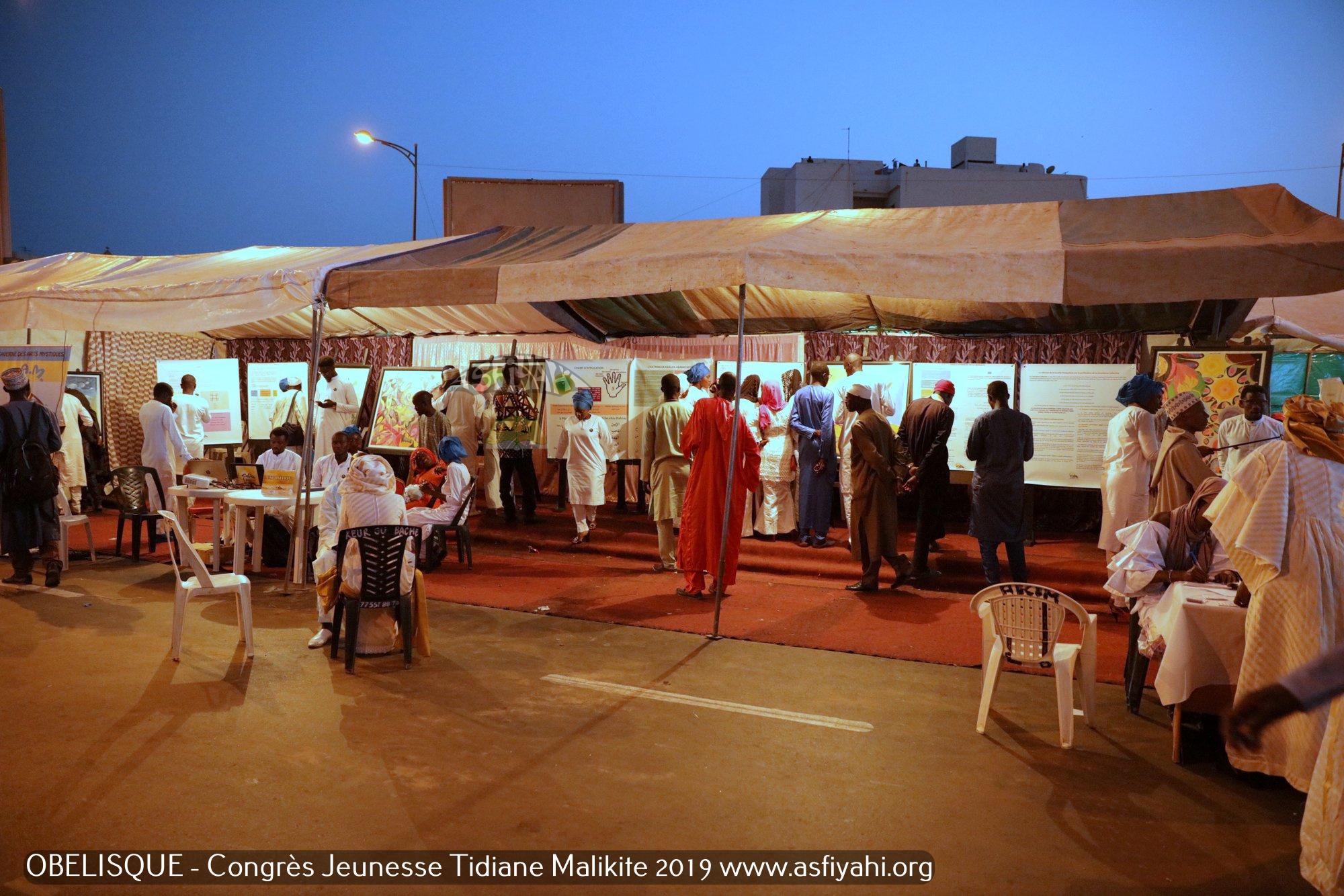 PHOTOS - OBELISQUE - Les Images du Congrès de la Jeunesse Tidiane Malikite 2019