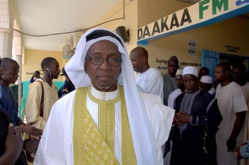 NÉCROLOGIE : Rappel à Dieu à la Mecque de Thierno Abdoul Aziz Ba, frère et porte-parole du Khalife général de Médina Gounass