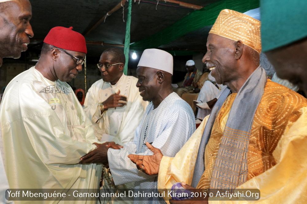 PHOTOS - YOFF - Les images du Gamou 2019 du Dahiratoul Kiram, présidé par Serigne Habib Sy Ibn Serigne Babacar Sy Mansour