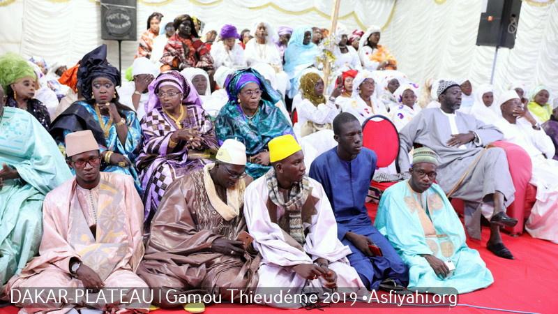 PHOTOS - DAKAR-PLATEAU | Les images du Gamou de Thieudéme, édition 2019, animé par Tafsir Abdourahmane Gaye et presidé par l'imam Ratib de Dakar Alioune Moussa Samb et Serigne Abdoul Aziz SY Ahmed