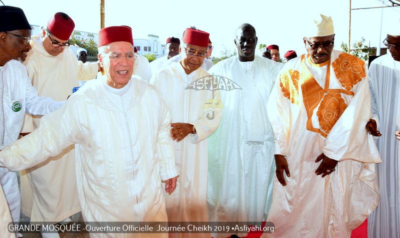 PHOTOS - COMPTE RENDU - Les Images de l'Ouverture Officielle des Journées Cheikh Ahmed Tidiane Cherif (rta), Samedi 28 Décembre 2019