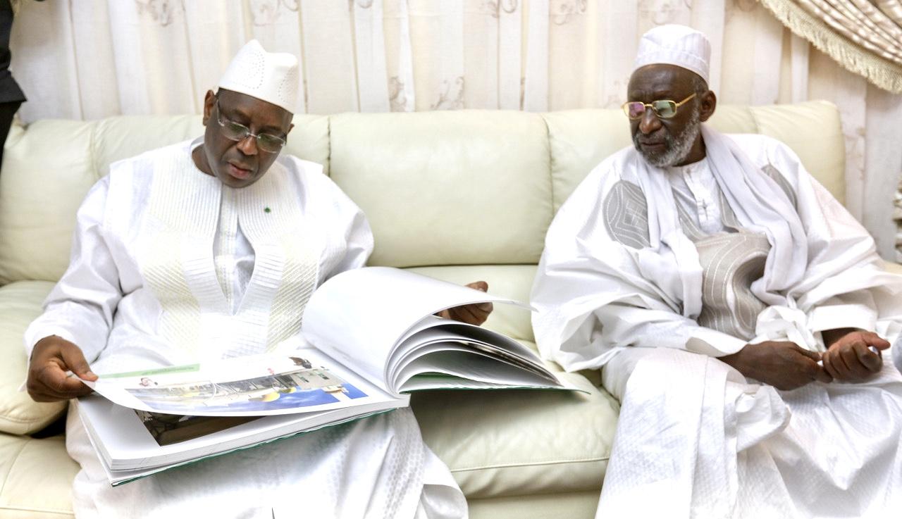Réhabilitation de la Mosquée Omarienne: Le President Macky Sall s'engage