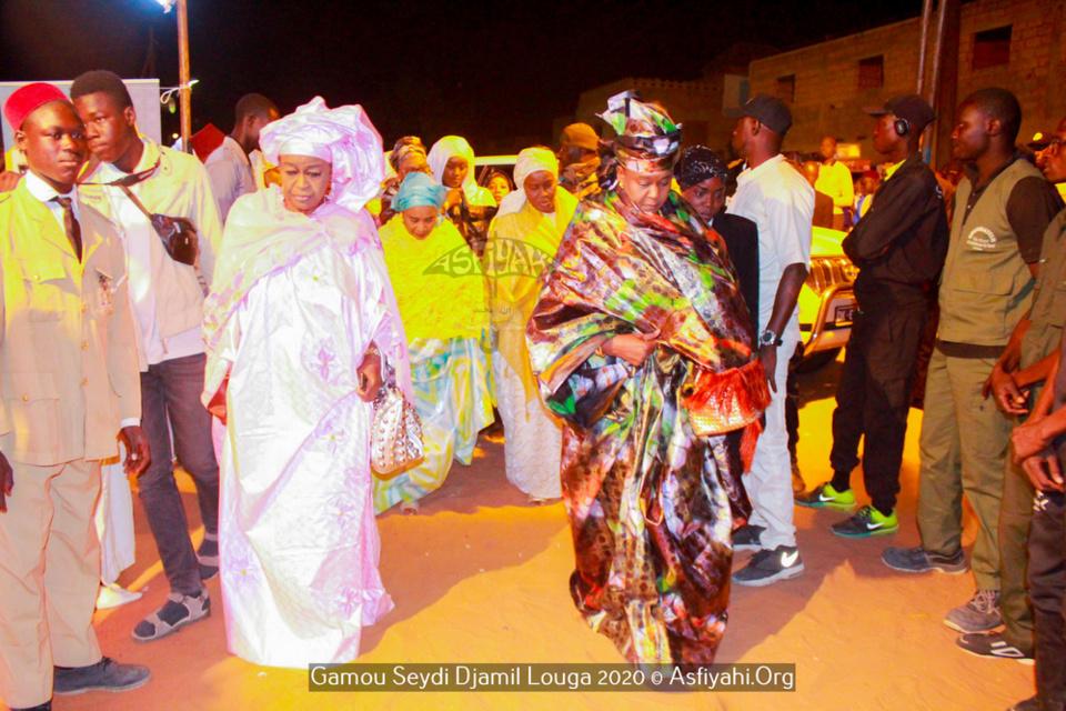 PHOTOS - LOUGA - Les Images du Gamou Seydi Djamil de Louga; edition 2020 présidé par Serigne Babacar Sy Abdou et Serigne Mansour Sy Djamil