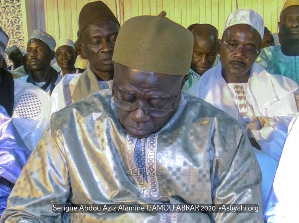PHOTOS - TIVAOUANE - Les Images du Gamou Abrar 2020, en hommage à Serigne Abdoul Aziz Sy Al Amine