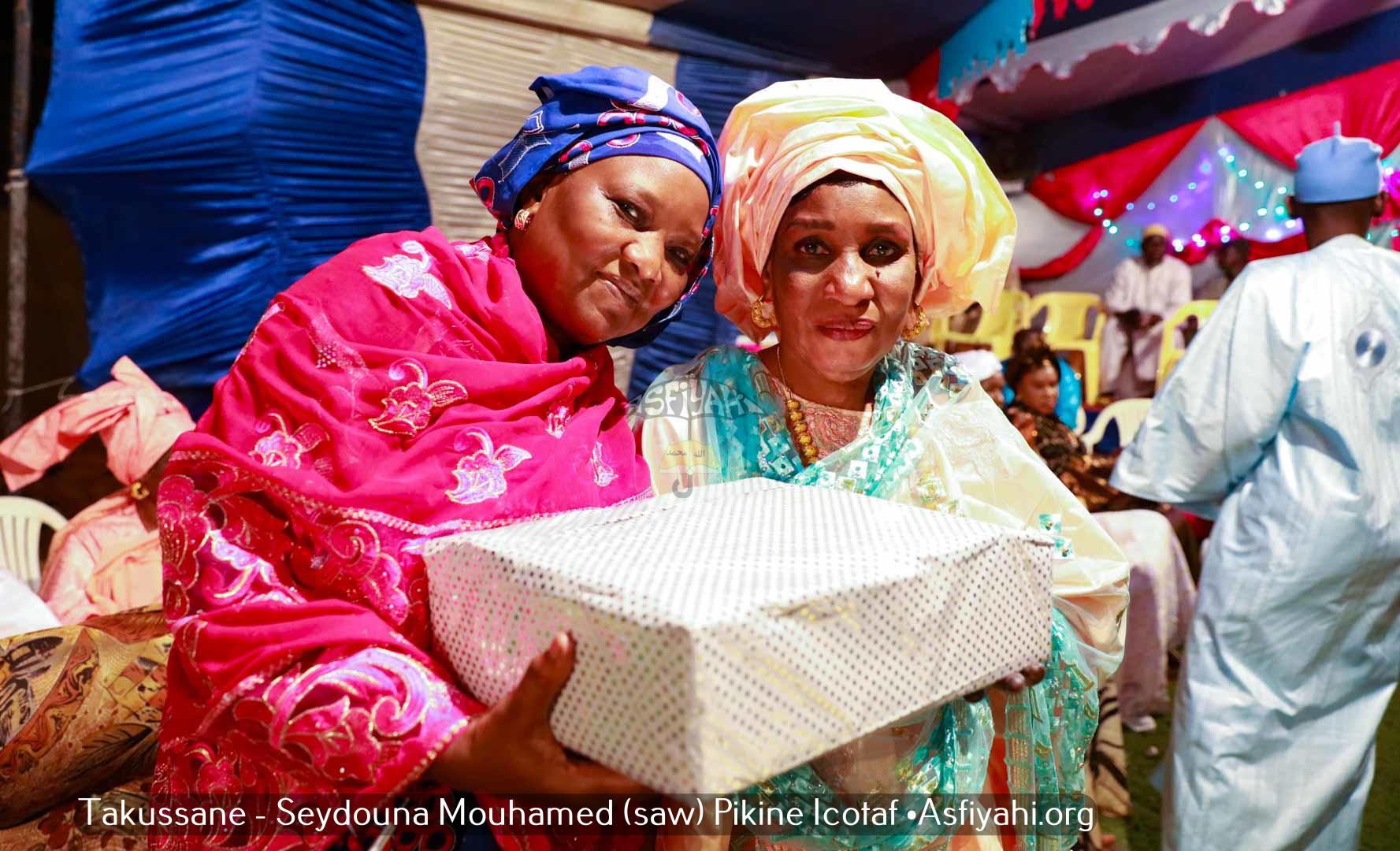 PHOTOS - PIKINE ICOTAF - Les Images du Takussan Seydouna Mouyhamed (saw) édition 2020, organisé par Alioune Badara Ndoye, présidé par Serigne Moulaye Sy Habib