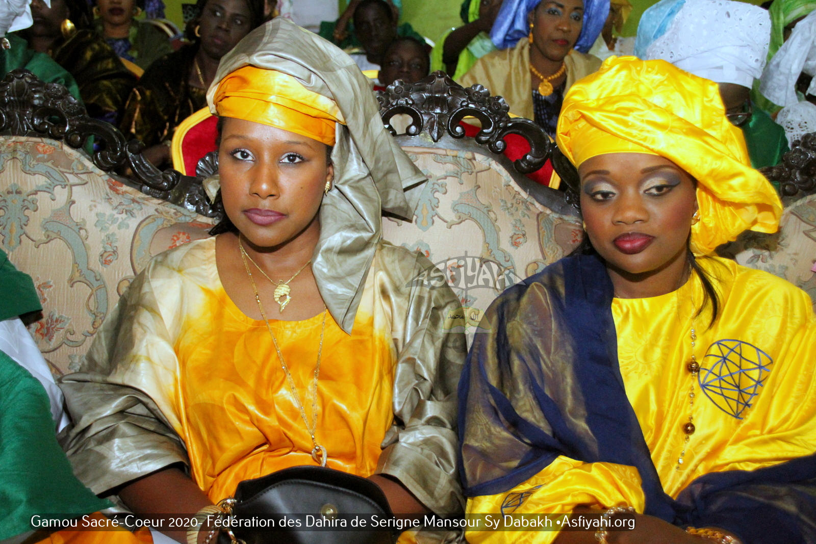 PHOTOS - ALBUM 2 - SACRE-COEUR 3 - Les Images du Gamou de la Fédération des Dahiras de Serigne Mansour Sy Dabakh