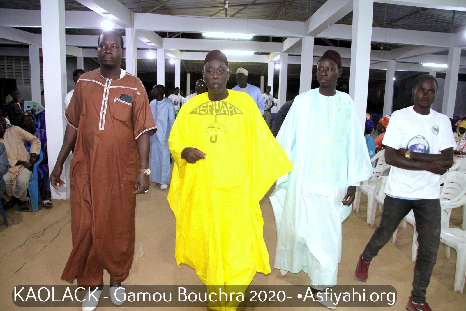 PHOTOS - KAOLACK - Les images du Gamou de Bouchra 2020