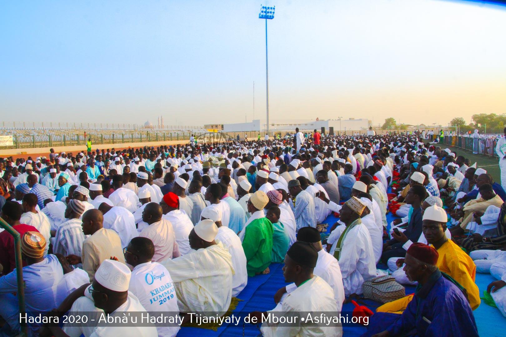 PHOTOS - Les Images de la Hadratoul Djumah  2020  d'Abnà'u Hadraty Tijaniyaty de Mbour
